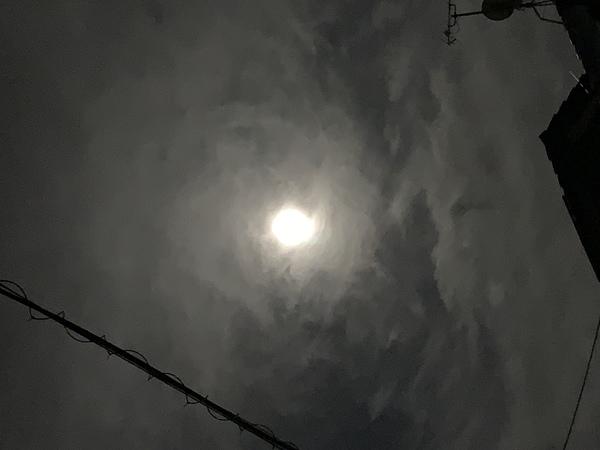 6月17日満月のメッセージ
